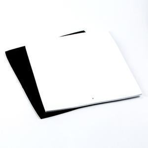 5mm Higt Desity Flat White EVA Craft Foam Sheets