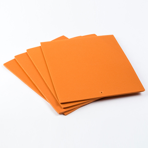 6mm Thin EVA Foam Sheets A4 Manufacturing Process for Shoes